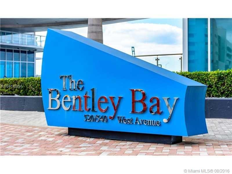 Bentley Bay North Tower