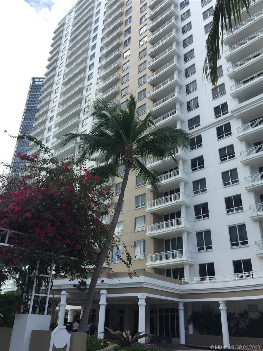 801 Brickell Key Blvd #1110, Miami FL, 33131
