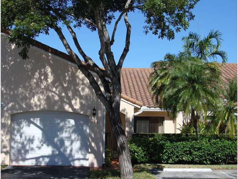 Costain Villas, 21232 Harbor Way, 265-26