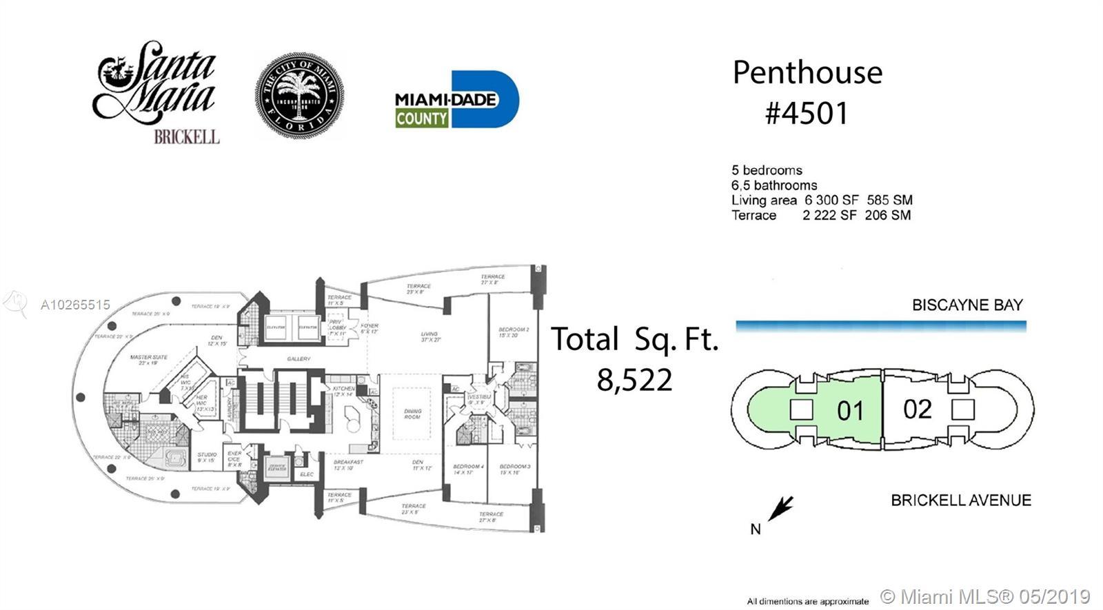 1643 Brickell ave-4501 miami--fl-33129-a10265515-Pic03