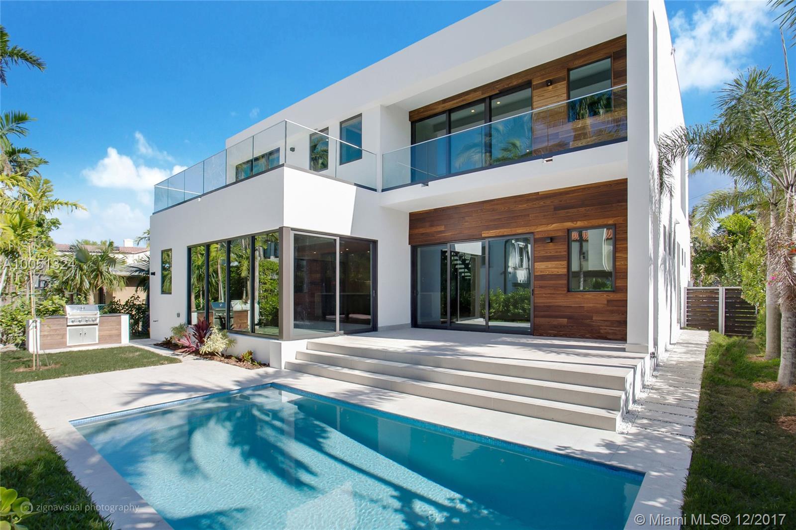 Miami beach fl immobilier 5807 usa acheter des maisons for Acheter maison usa