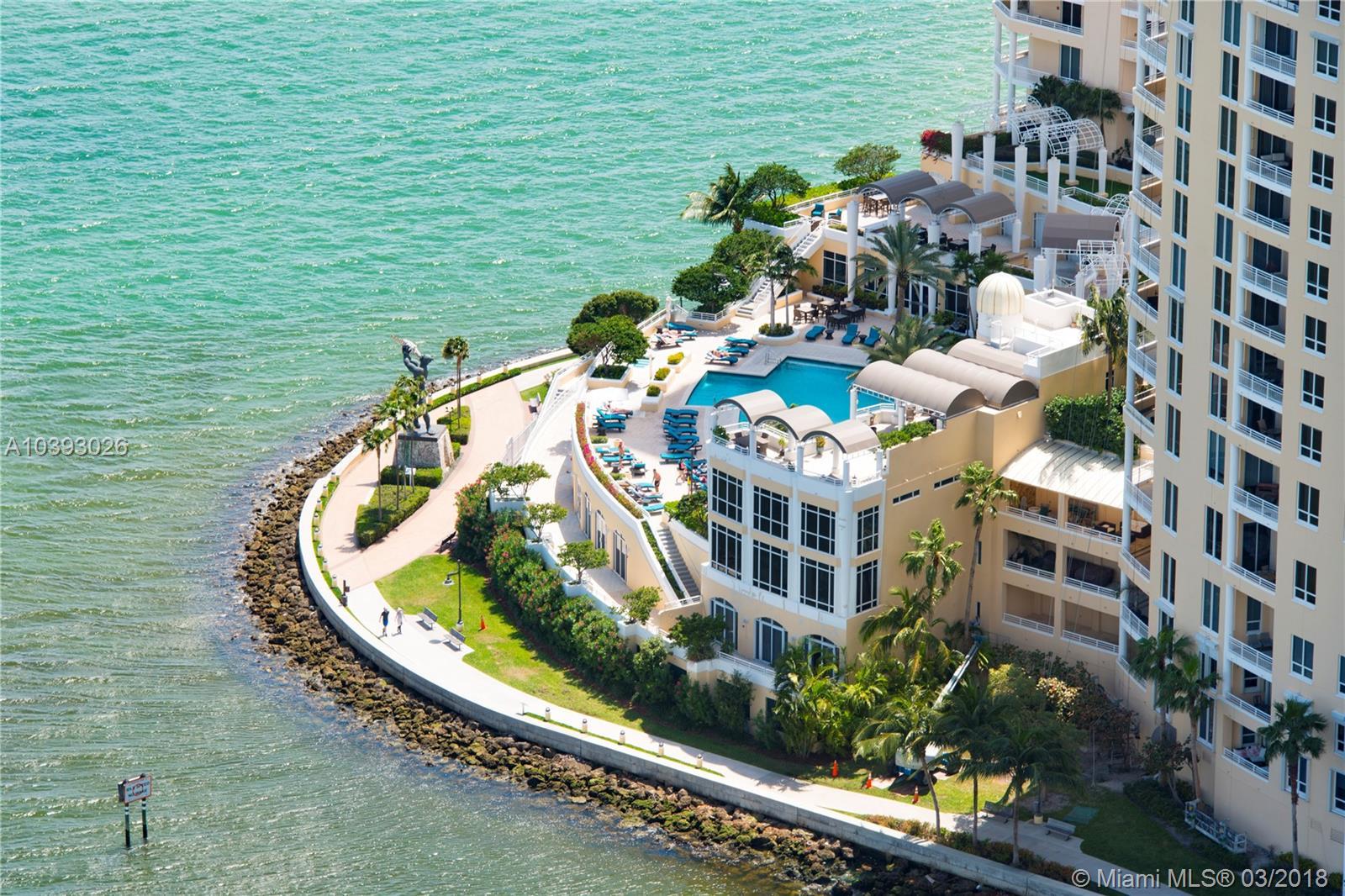 848 Brickell Key Dr # 2105, Miami , FL 33131