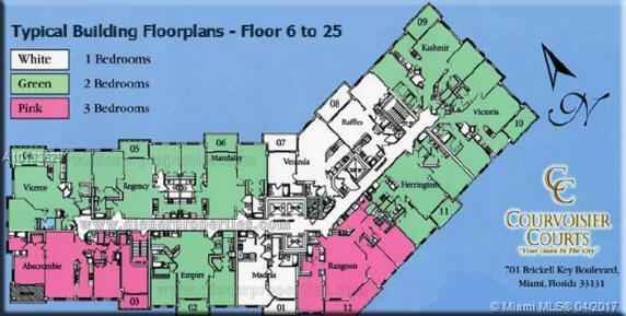 Courvoisier Courts 701 Brickell Key Blvd 1410 A10183629