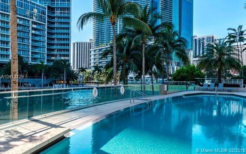 901 Brickell Key Blvd #3307, Miami FL, 33131