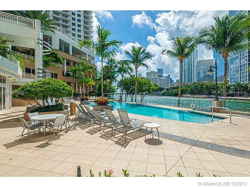 901 Brickell Key Blvd #3706, Miami FL, 33131