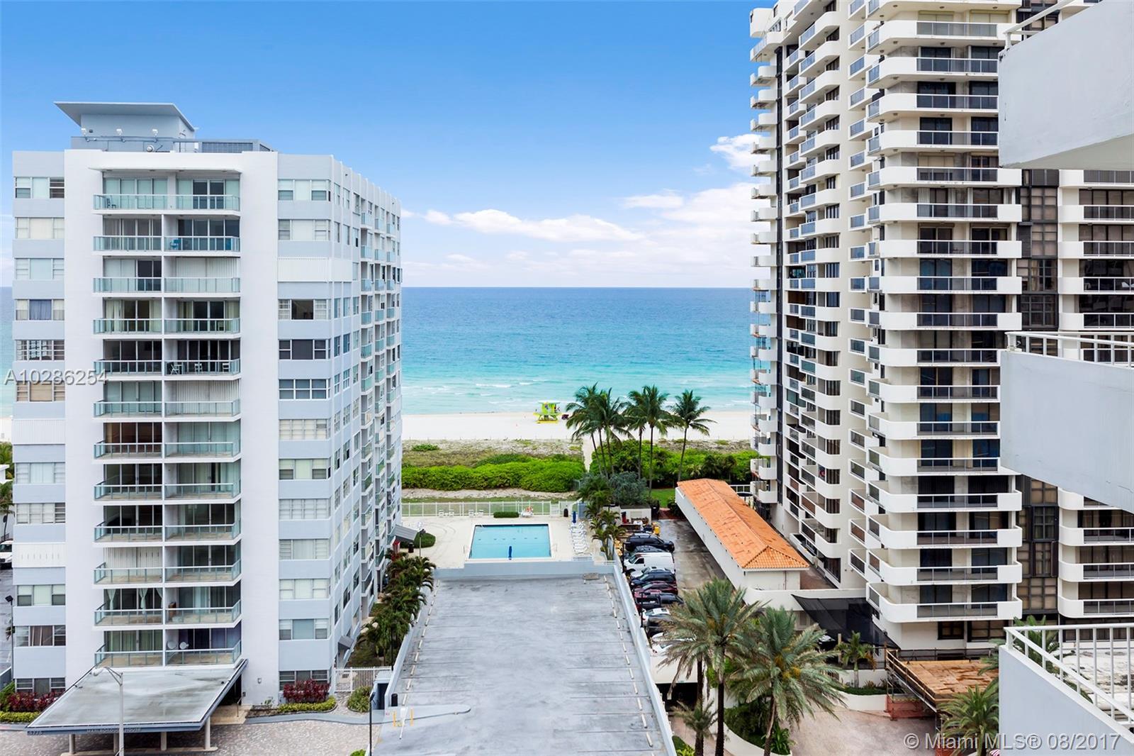 5750 Collins Ave, 12J - Miami Beach, Florida