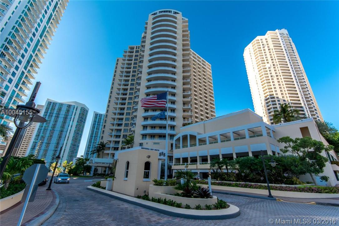 888 Brickell Key Dr #705, Miami FL, 33131