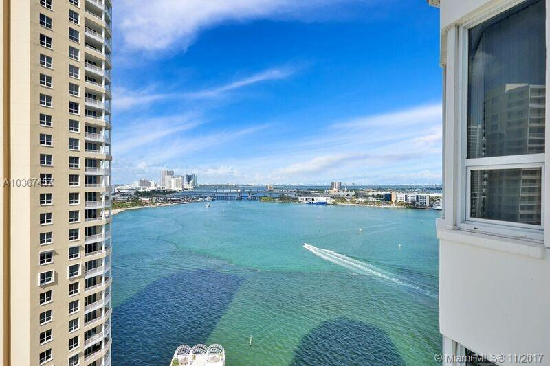 808 Brickell Key Dr #1905, Miami FL, 33131