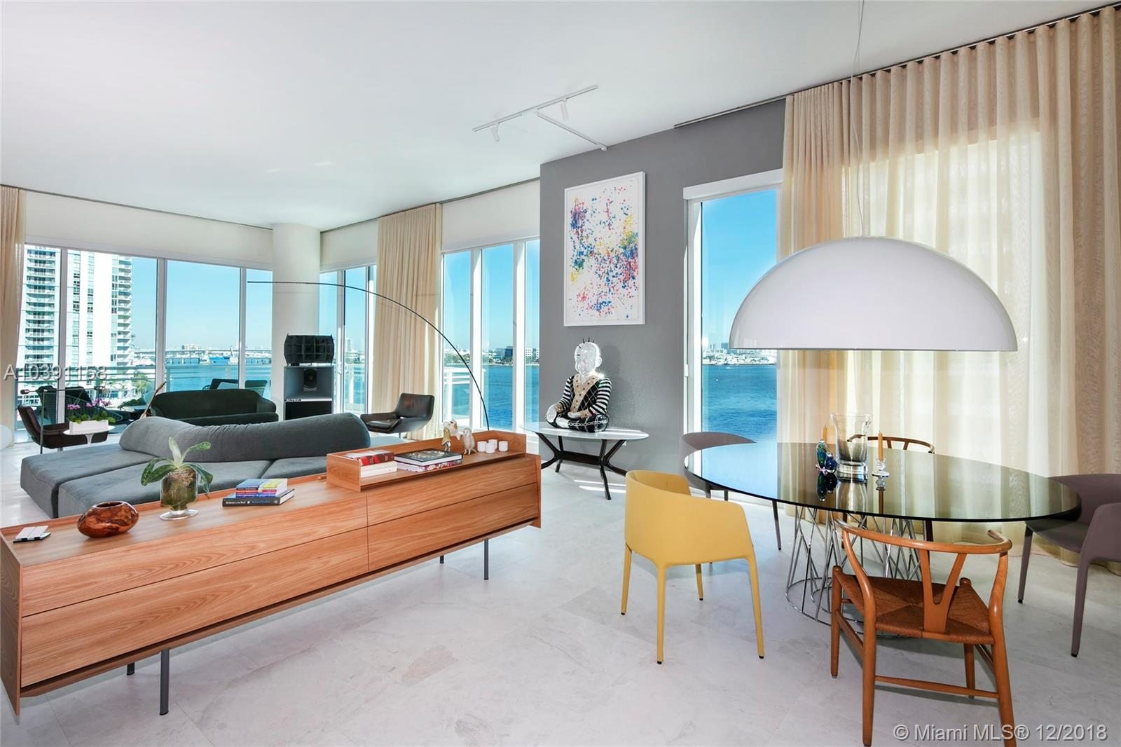 900 Brickell Key Blvd #603, Miami FL, 33131