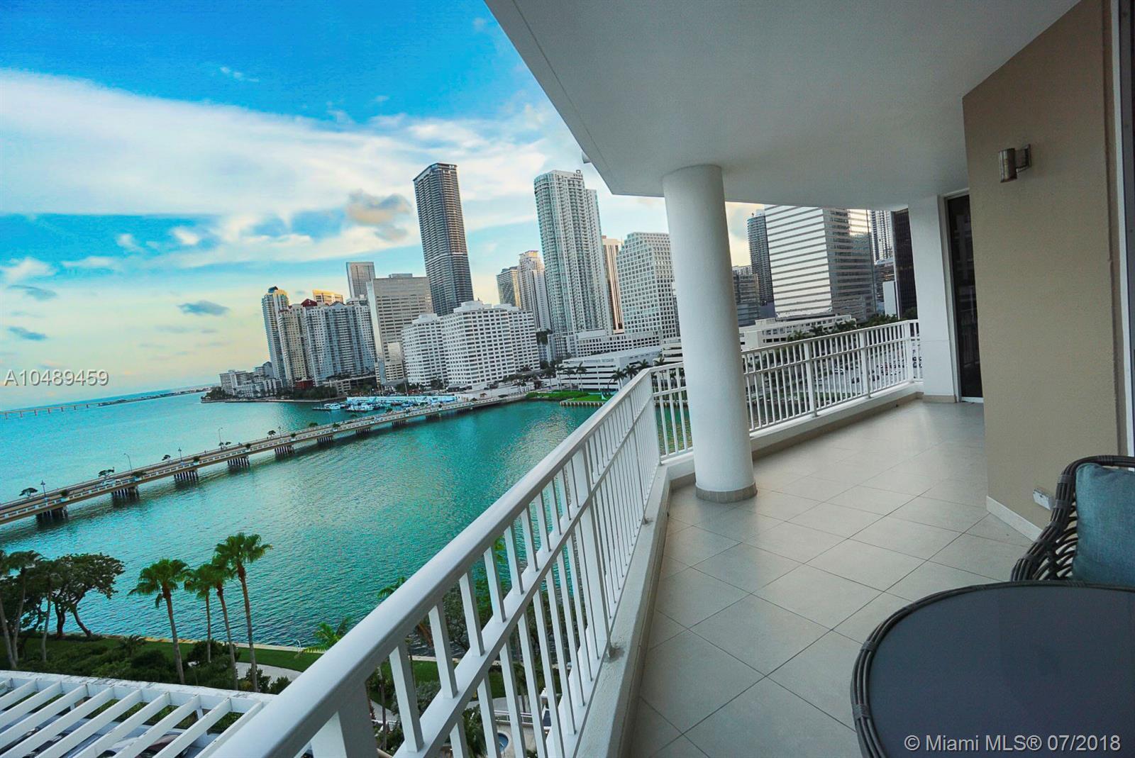 701 Brickell Key Blvd #1112, Miami FL, 33131