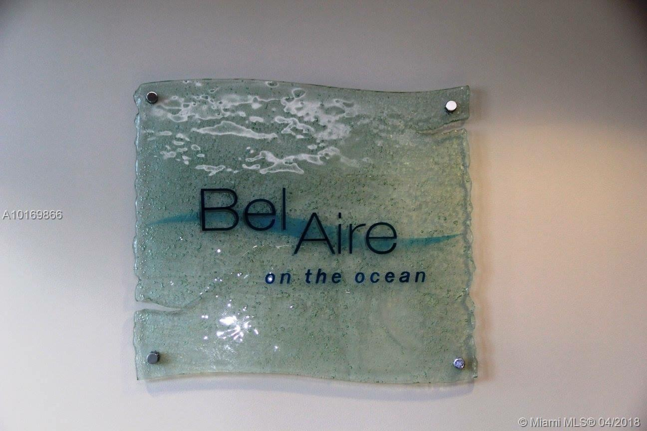 Bel Aire On The Ocean