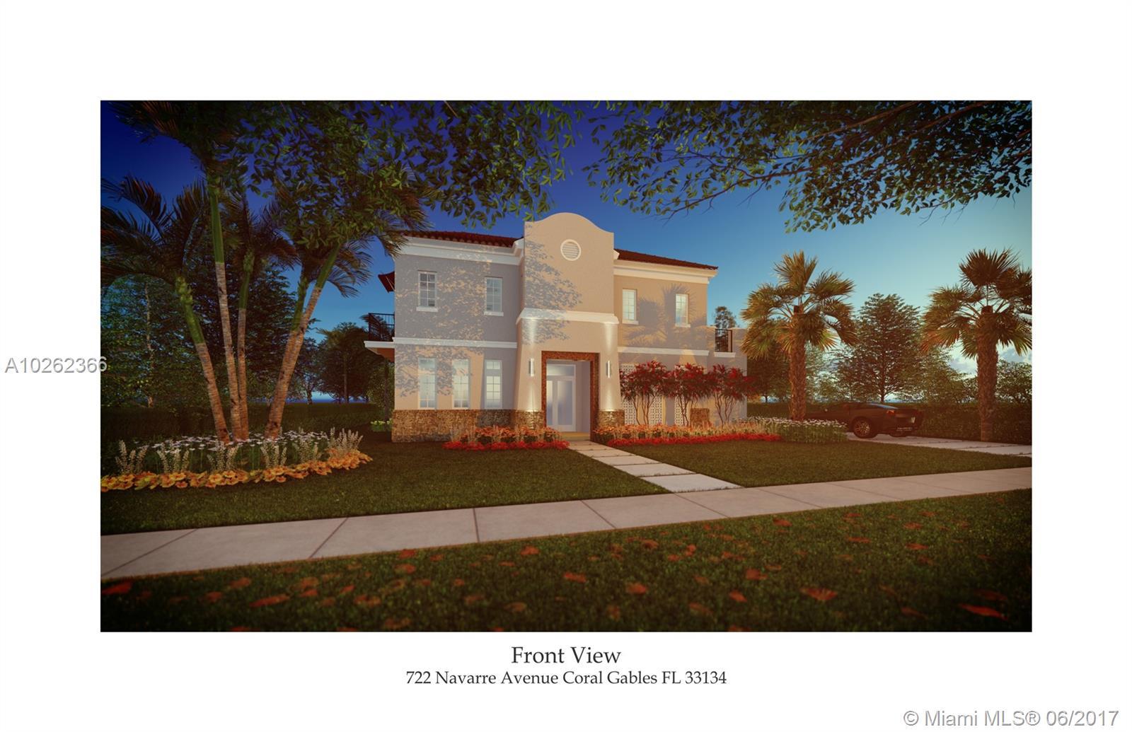 722 Navarre Ave - Coral Gables, Florida