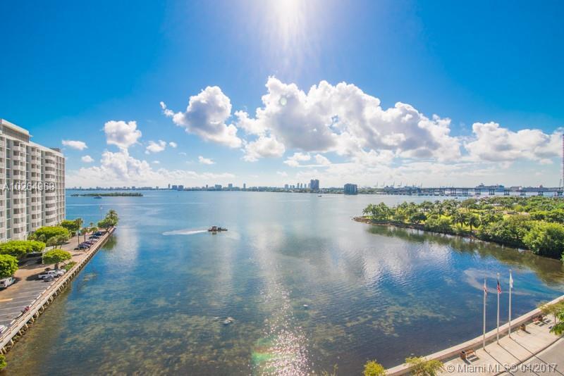 2020 N Bayshore Dr, 801 - Miami, Florida