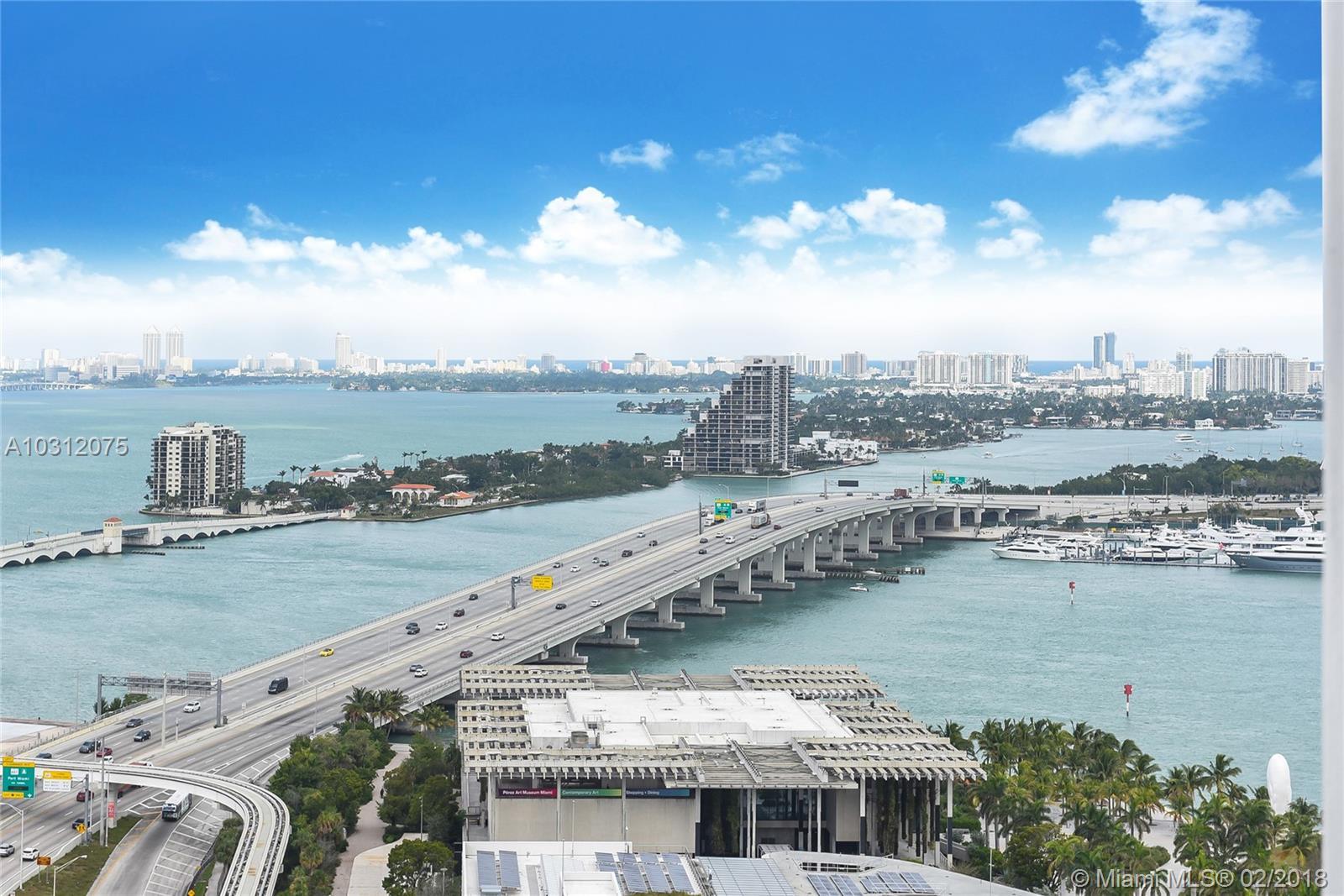 1040 BISCAYNE BL, 2405 - Miami, Florida
