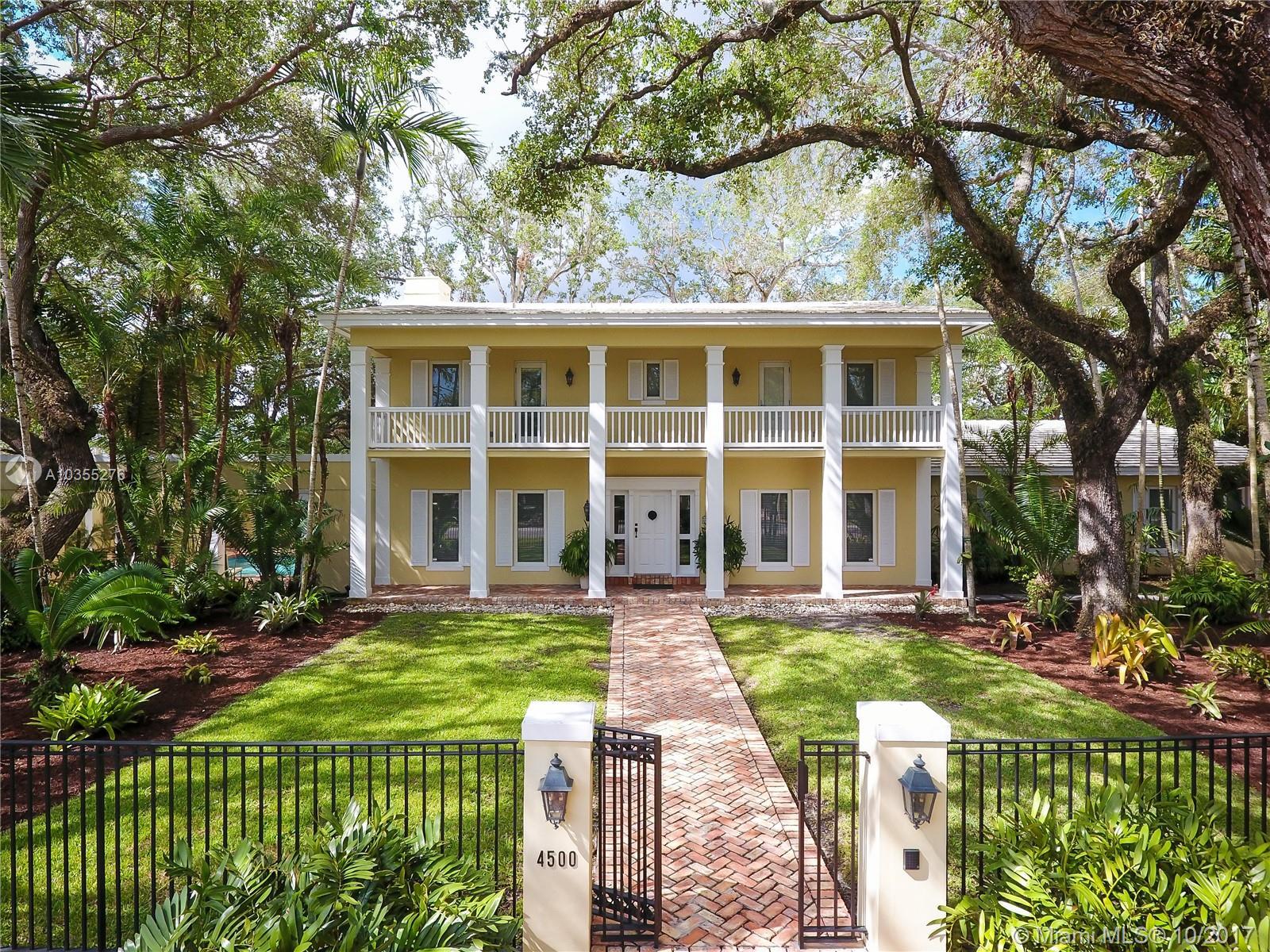 4500 University Drive - Coral Gables, Florida