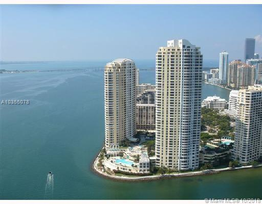 848 Brickell Key Dr #2501, Miami FL, 33131