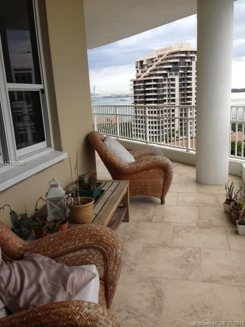 701 Brickell Key Blvd #1512, Miami FL, 33131