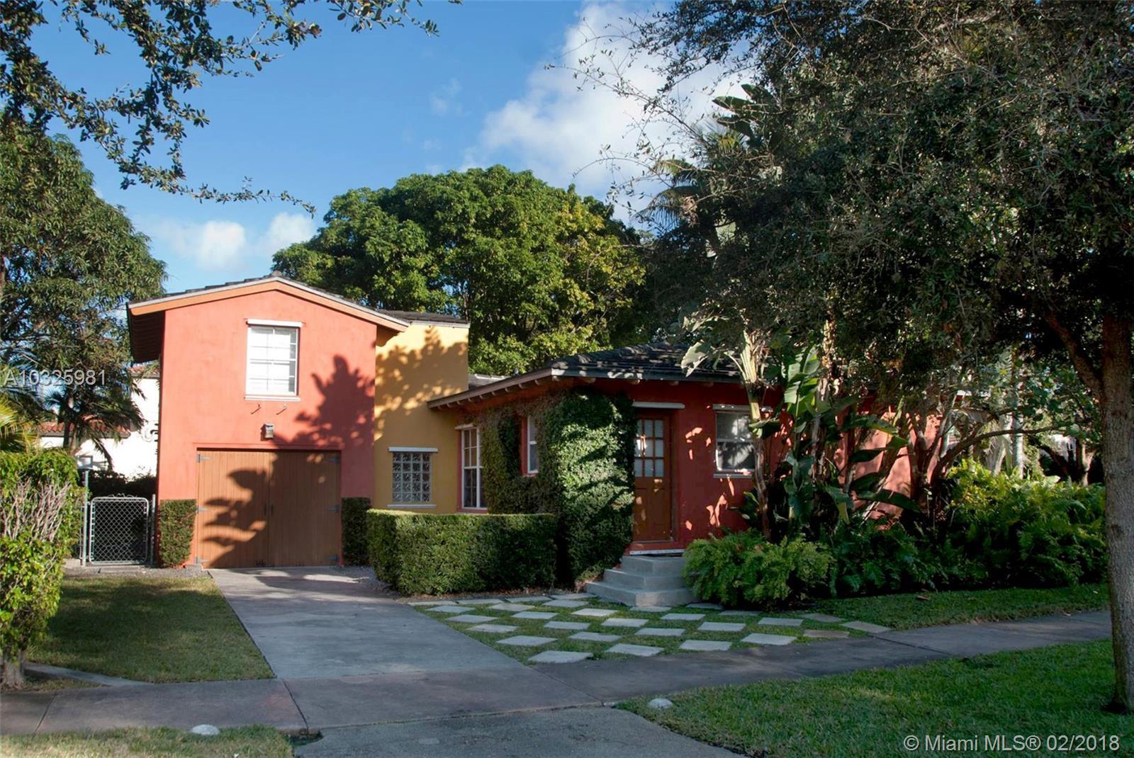 243 CAMILO AV - Coral Gables, Florida
