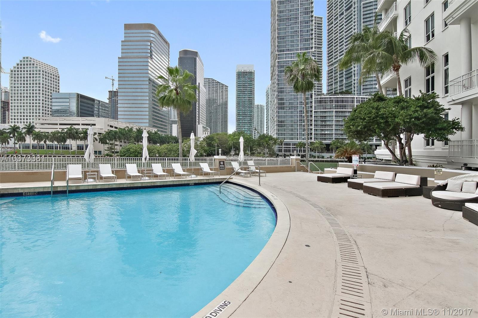 701 Brickell Key Blvd # 504, Miami , FL 33131