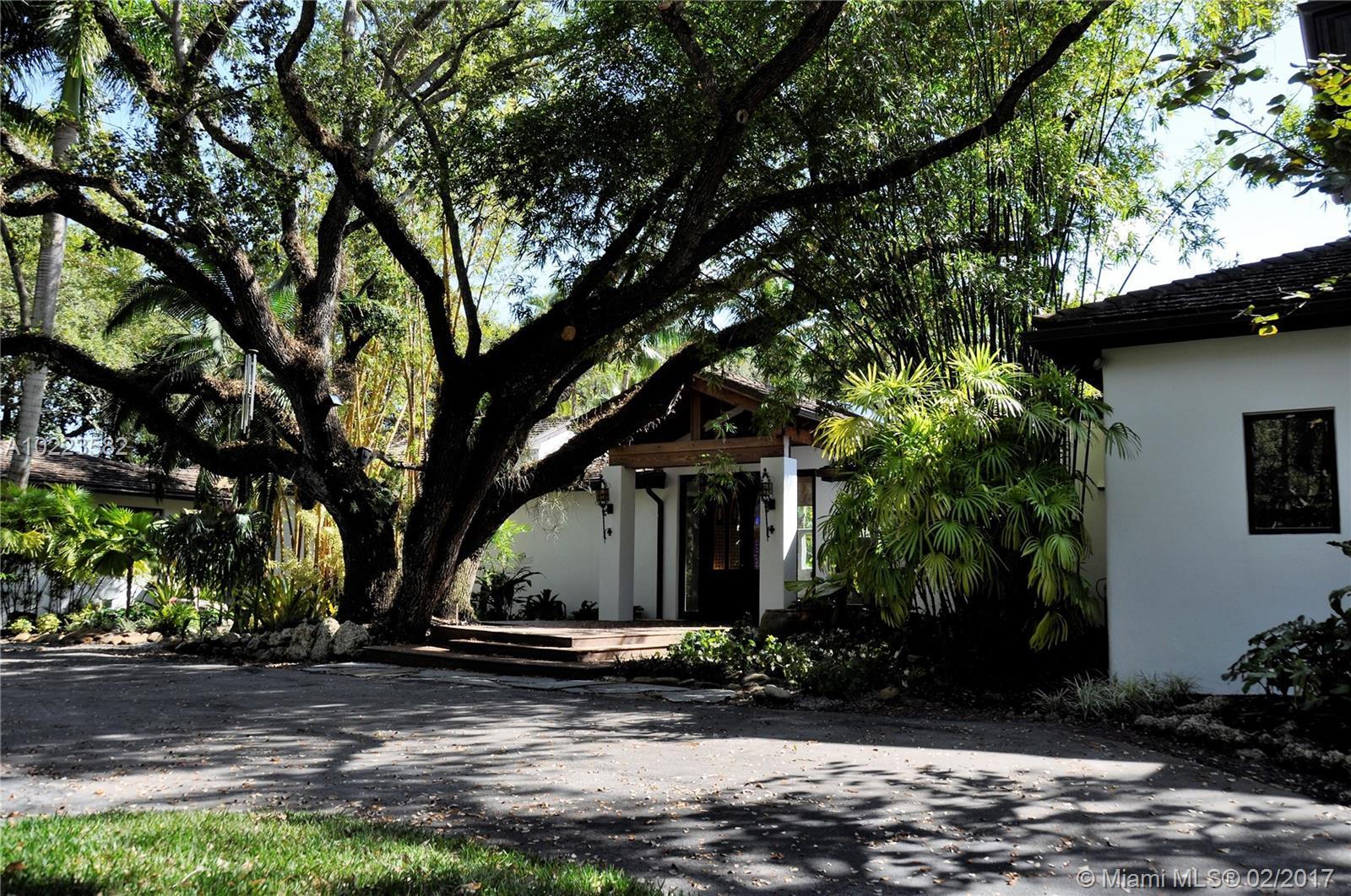 5250 SW FAIRCHILD WAY - Coral Gables, Florida