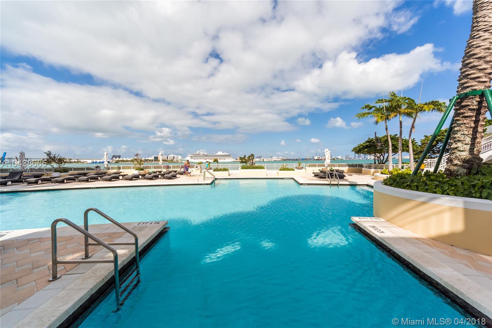 808 Brickell Key Dr #2601, Miami FL, 33131