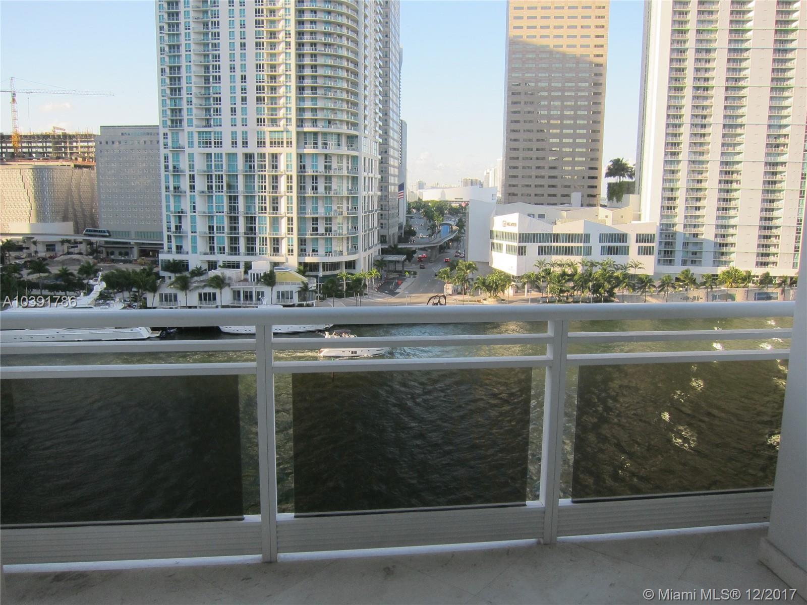 901 Brickell Key Bl #1006, Miami FL, 33131