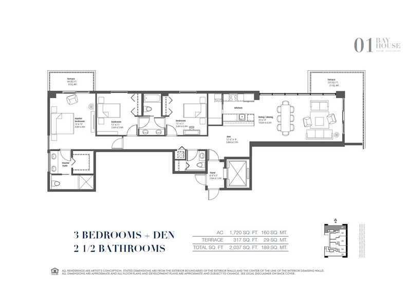 Bay House Condo
