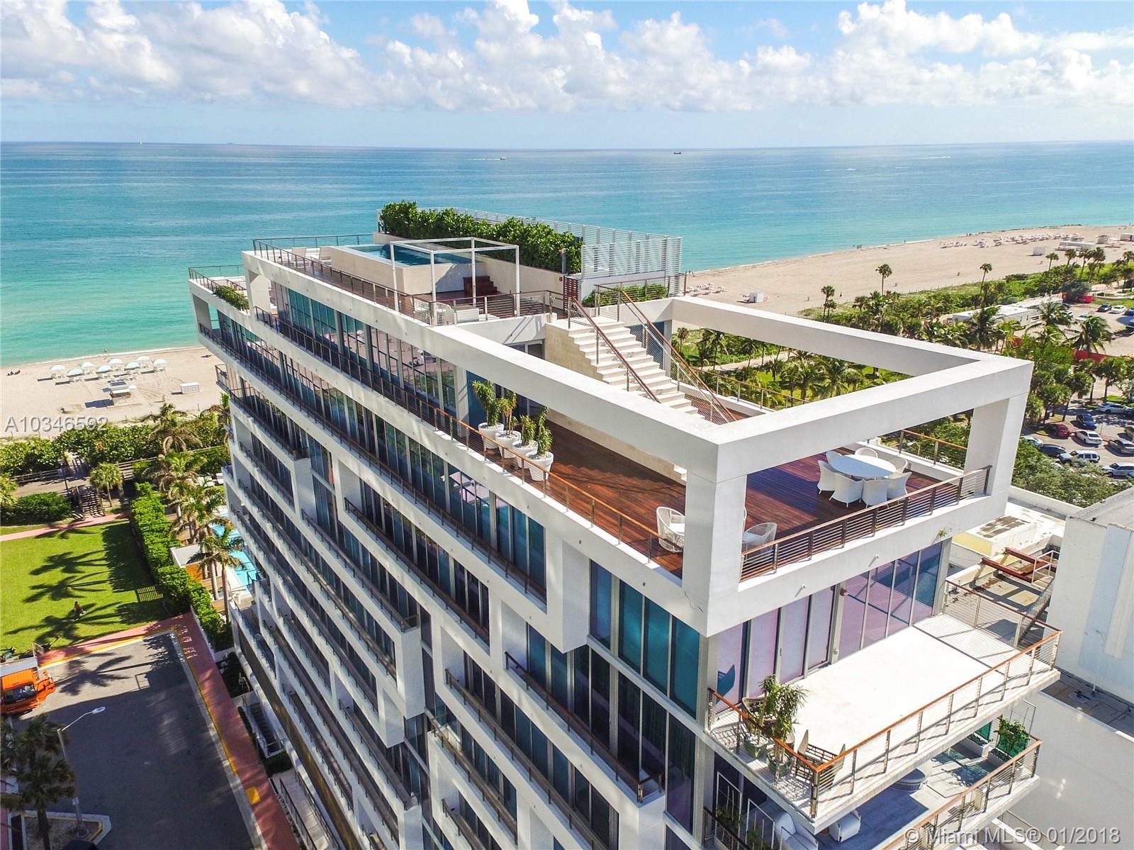 Collins Avenue Miami Beach Fl  Ph