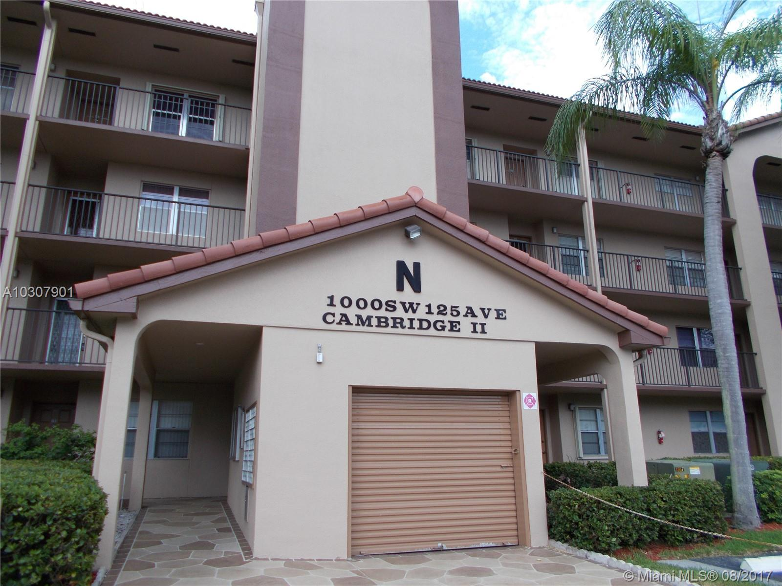 1000 SW 125th Ave # 314N, Pembroke Pines, FL 33027