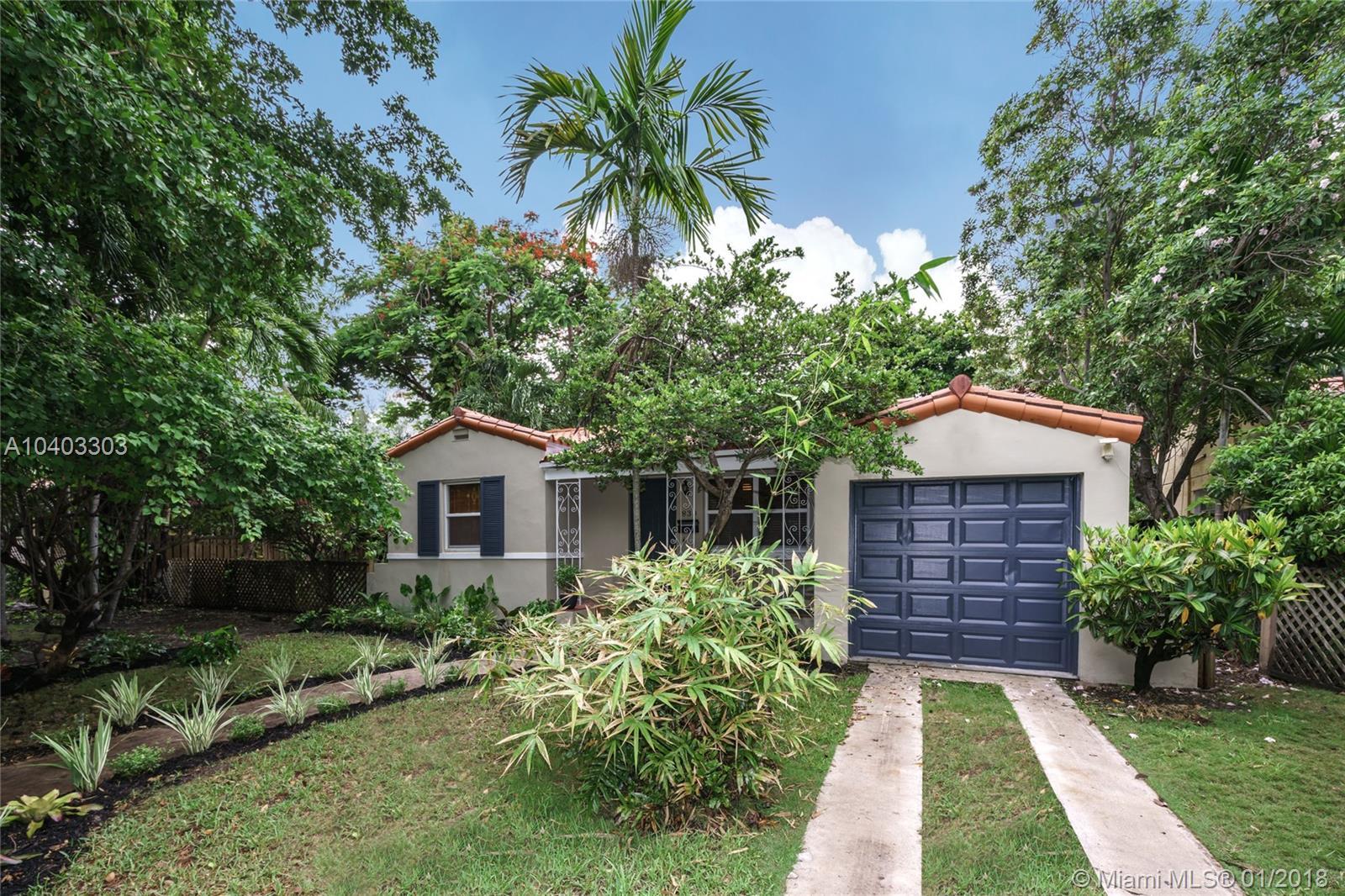 830 Ne 71st St, Miami FL, 33138