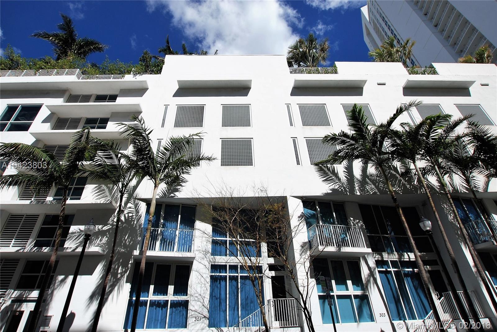 301 Ne 20th Ter #106, Miami FL, 33137