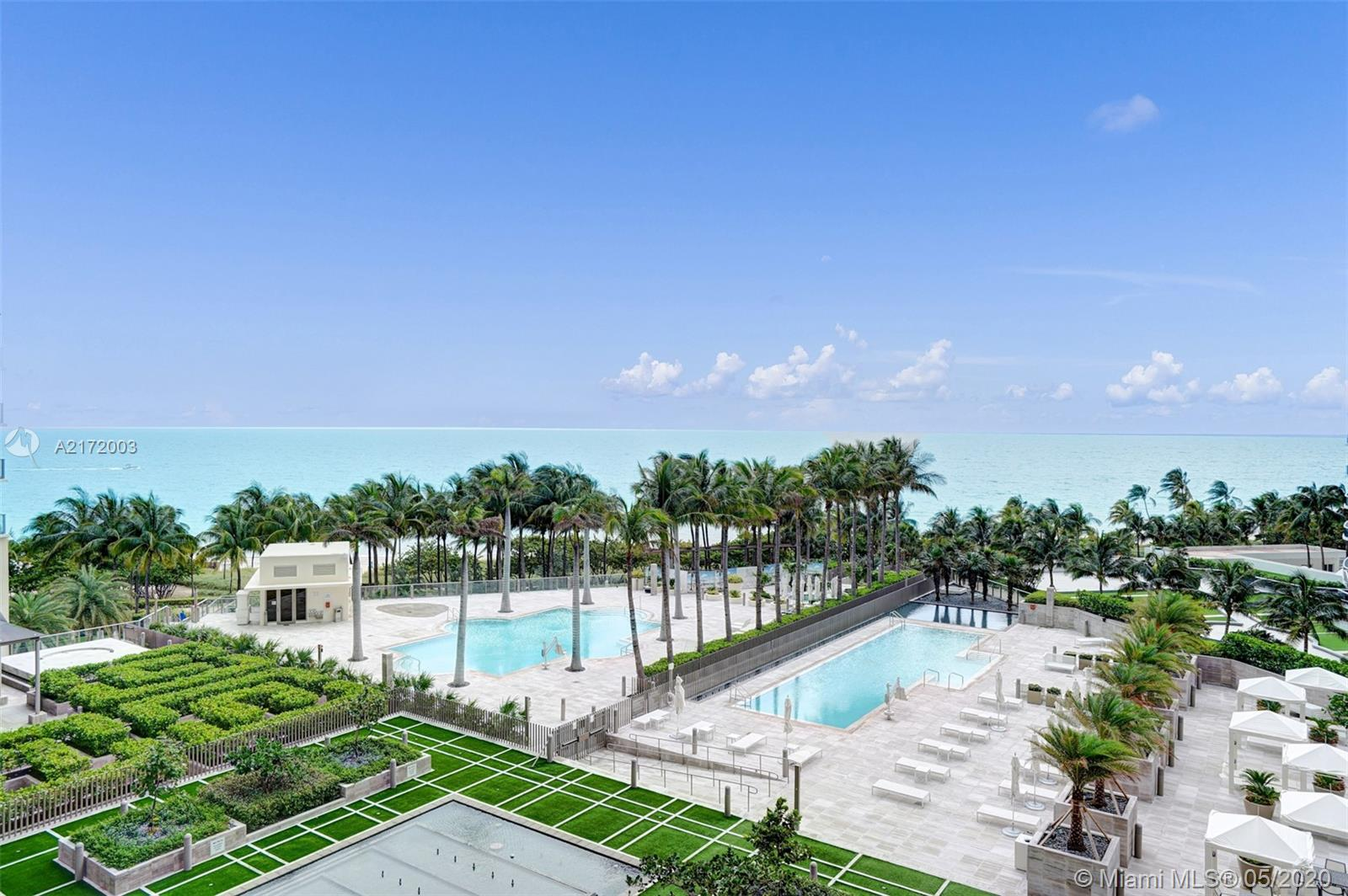 9701 Collins Av #603S, Bal Harbour, FL 33154