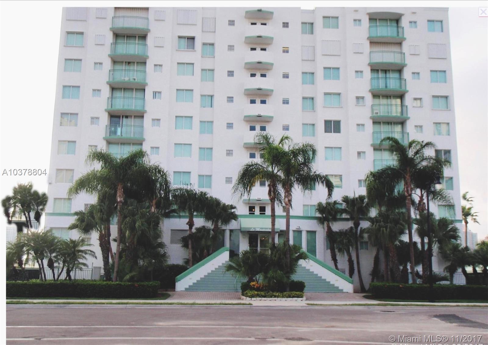 18000 N Bay Rd # 603, Sunny Isles Beach , FL 33160