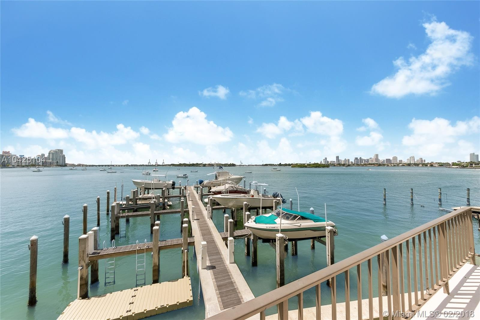 11 Island Ave #908, Miami Beach FL, 33139