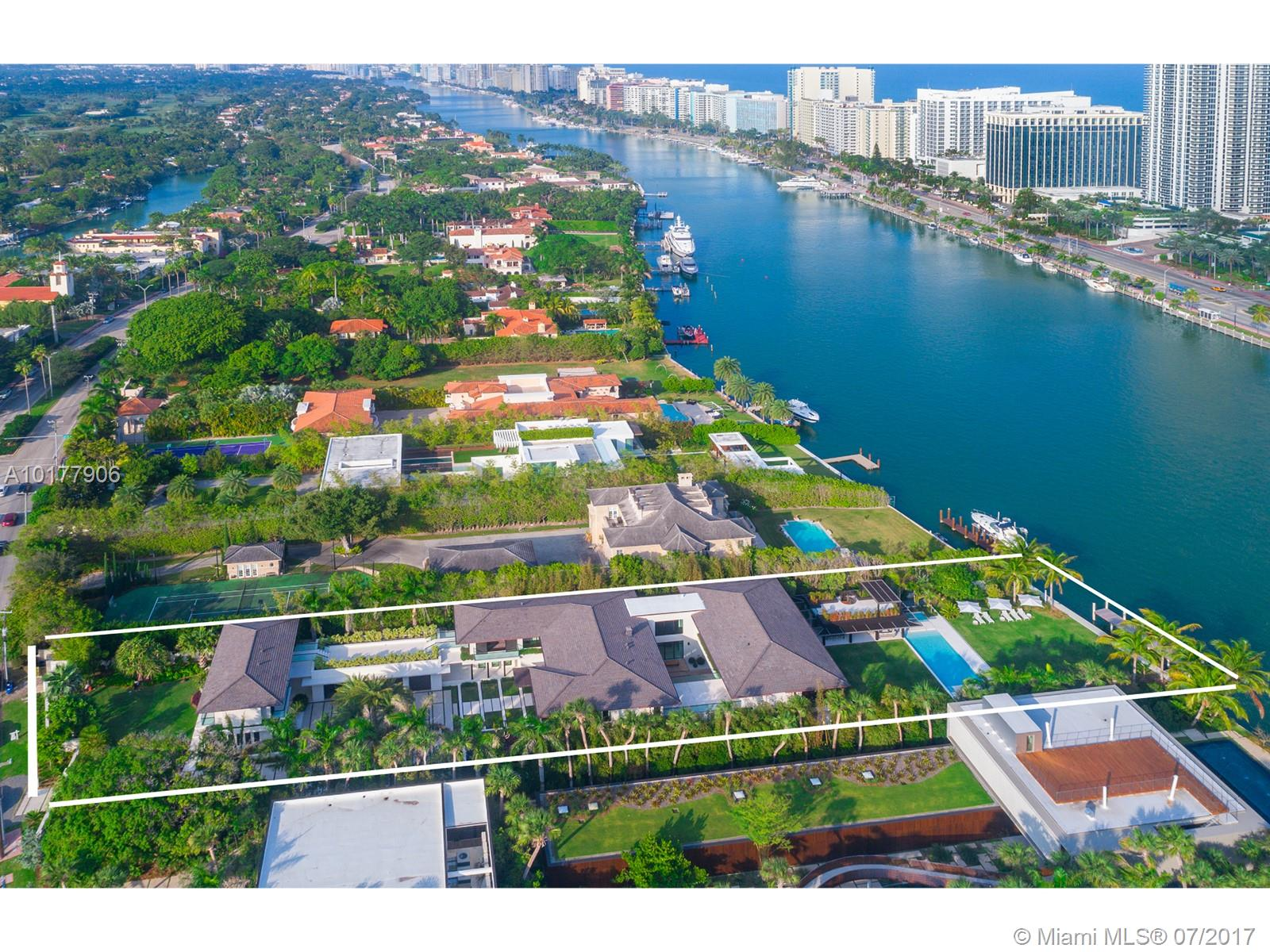 4609 Pine Tree Dr, Miami Beach , FL 33140