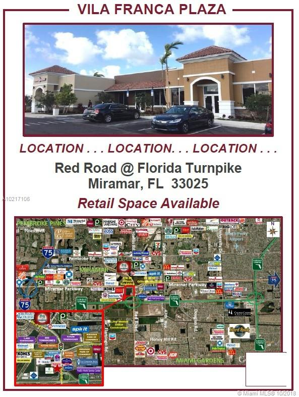 3638 Red Road, Miramar , FL 33025