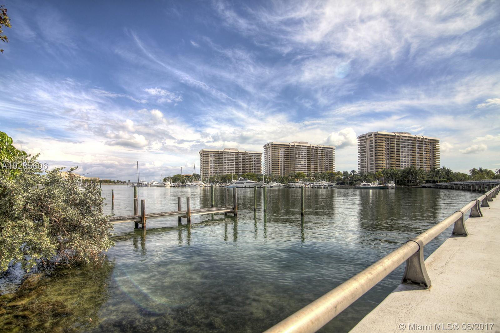 1 Grove Isle Dr # A706, Miami , FL 33133