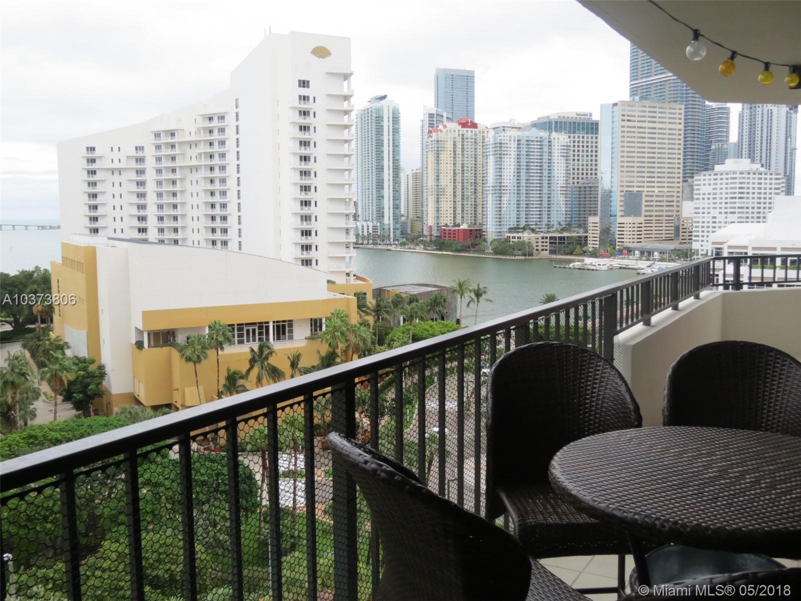 520 Brickell Key Dr #A1115, Miami FL, 33131