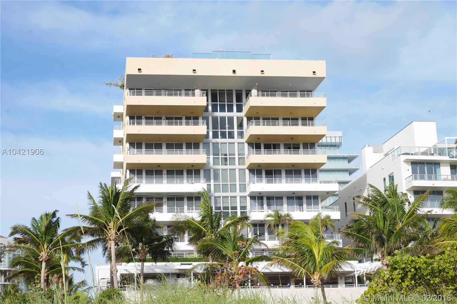 101 Ocean Dr #812, Miami Beach FL, 33139