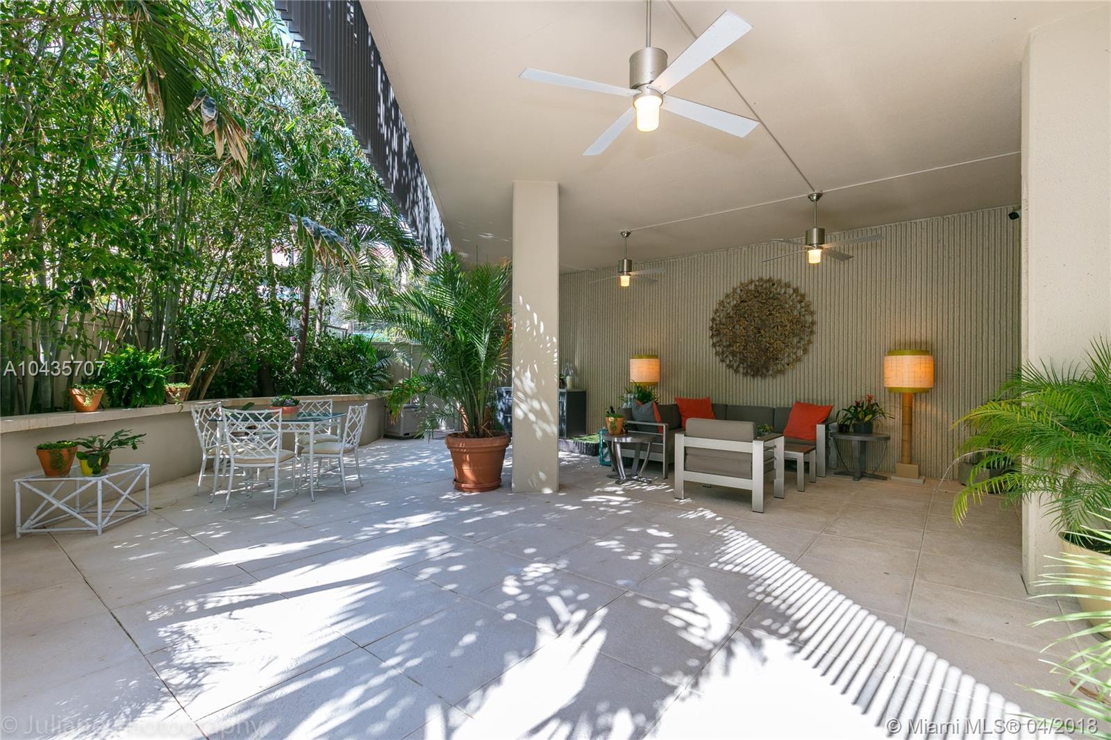 2901 S Bayshore Dr #1F, Coconut Grove FL, 33133