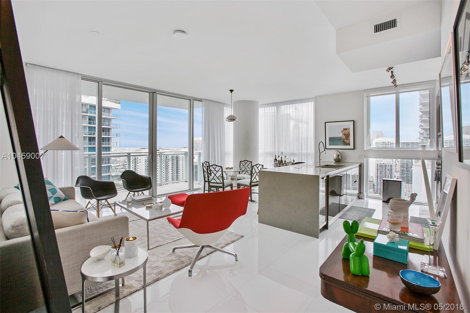 1080 Brickell Ave #3809, Miami FL, 33131