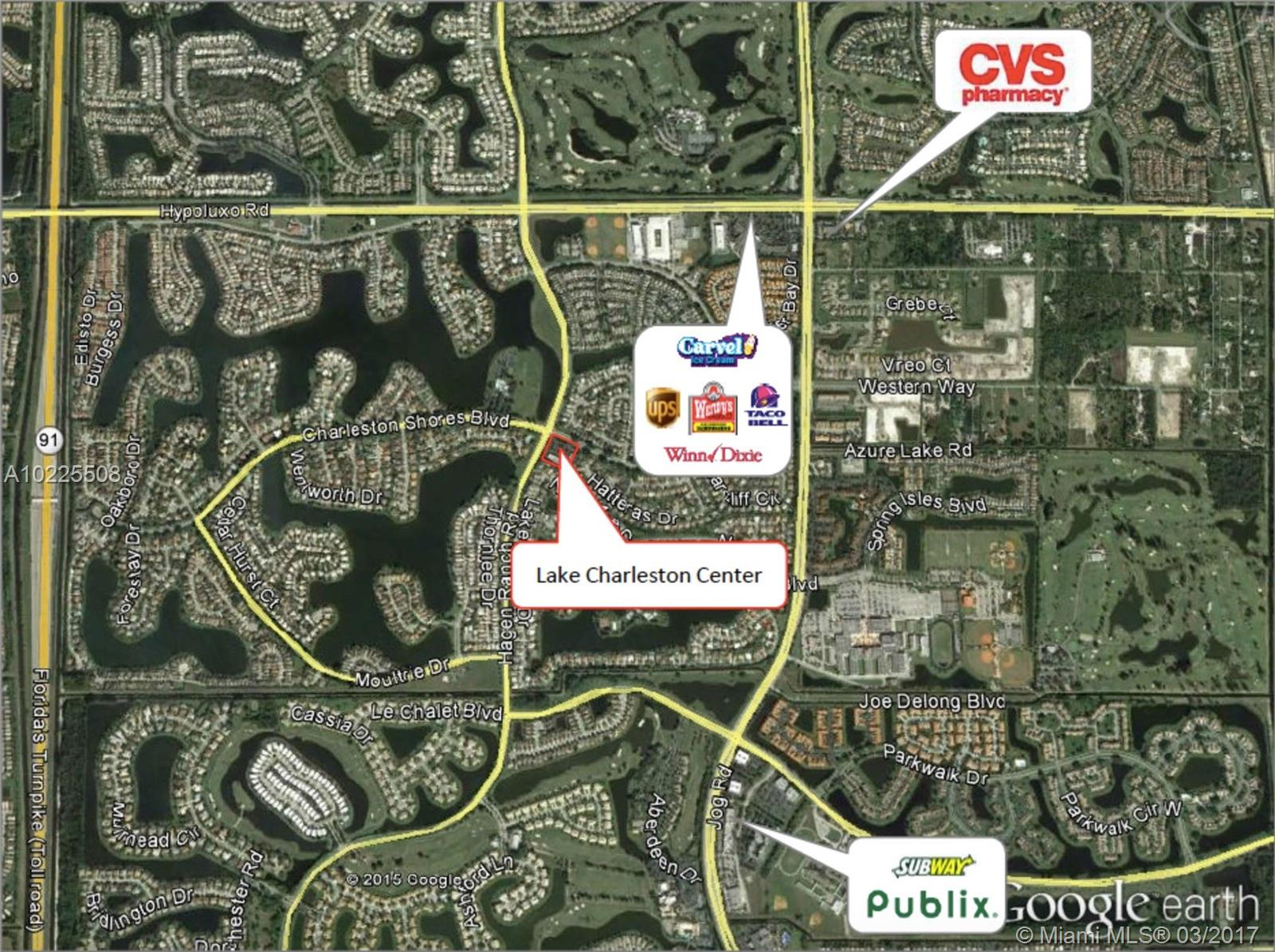 7000 Charleston Shores Bl # 7016, Lakeworth, FL 33467