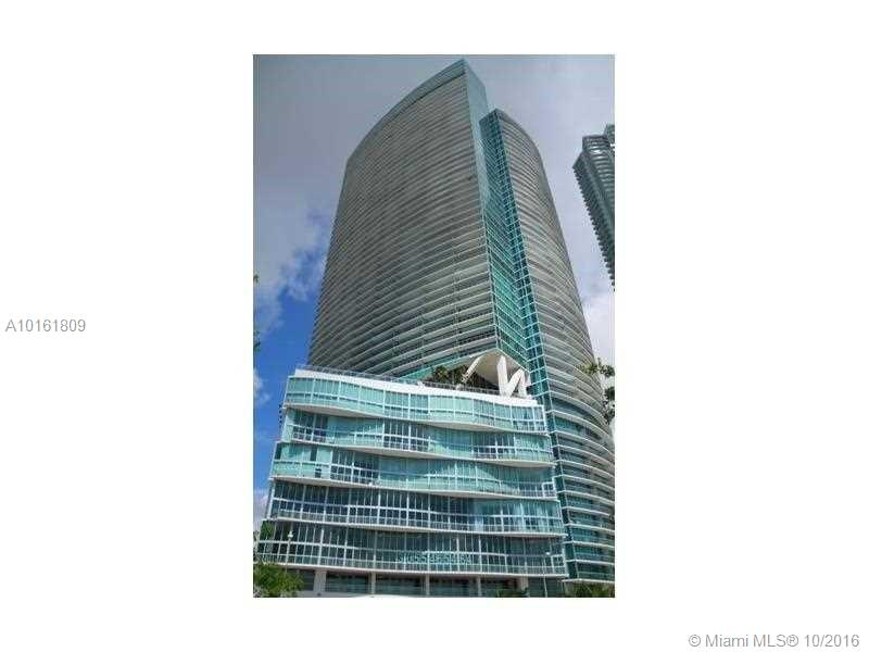 888 BISCAYNE BL # 3704, Miami , FL 33132