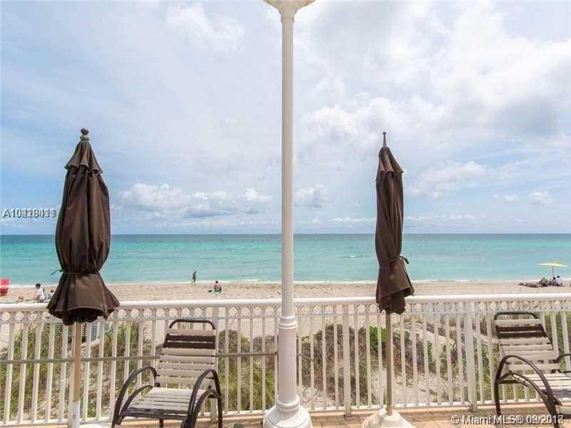 1904 S Ocean Dr #TS203, Hallandale FL, 33009
