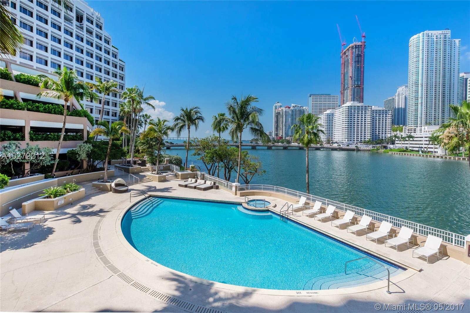 701 Brickell Key Blvd # 712, Miami, FL 33131
