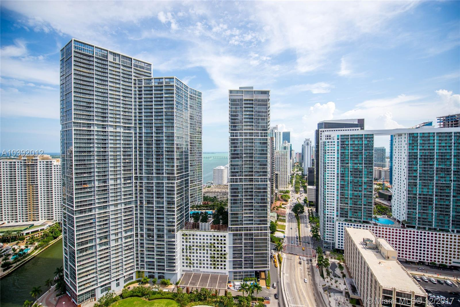 Apartments for Rent at Epic Residences and hotel Miami