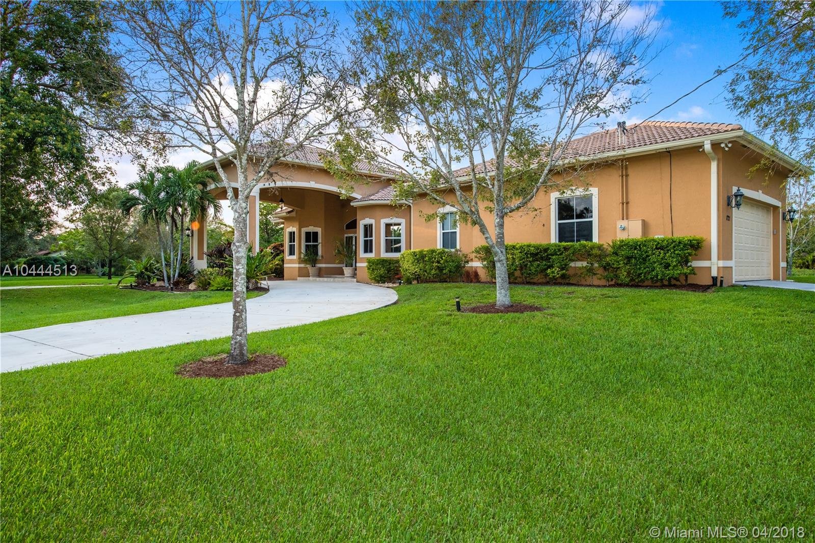 1721 Sw 117th Ave, Davie FL, 33325
