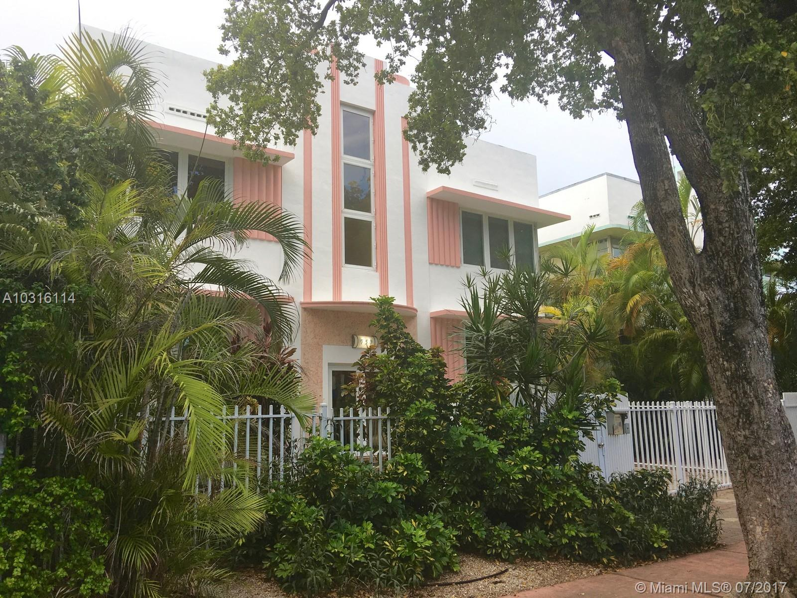 750 Jefferson Avenue # 1, Miami Beach, FL 33139
