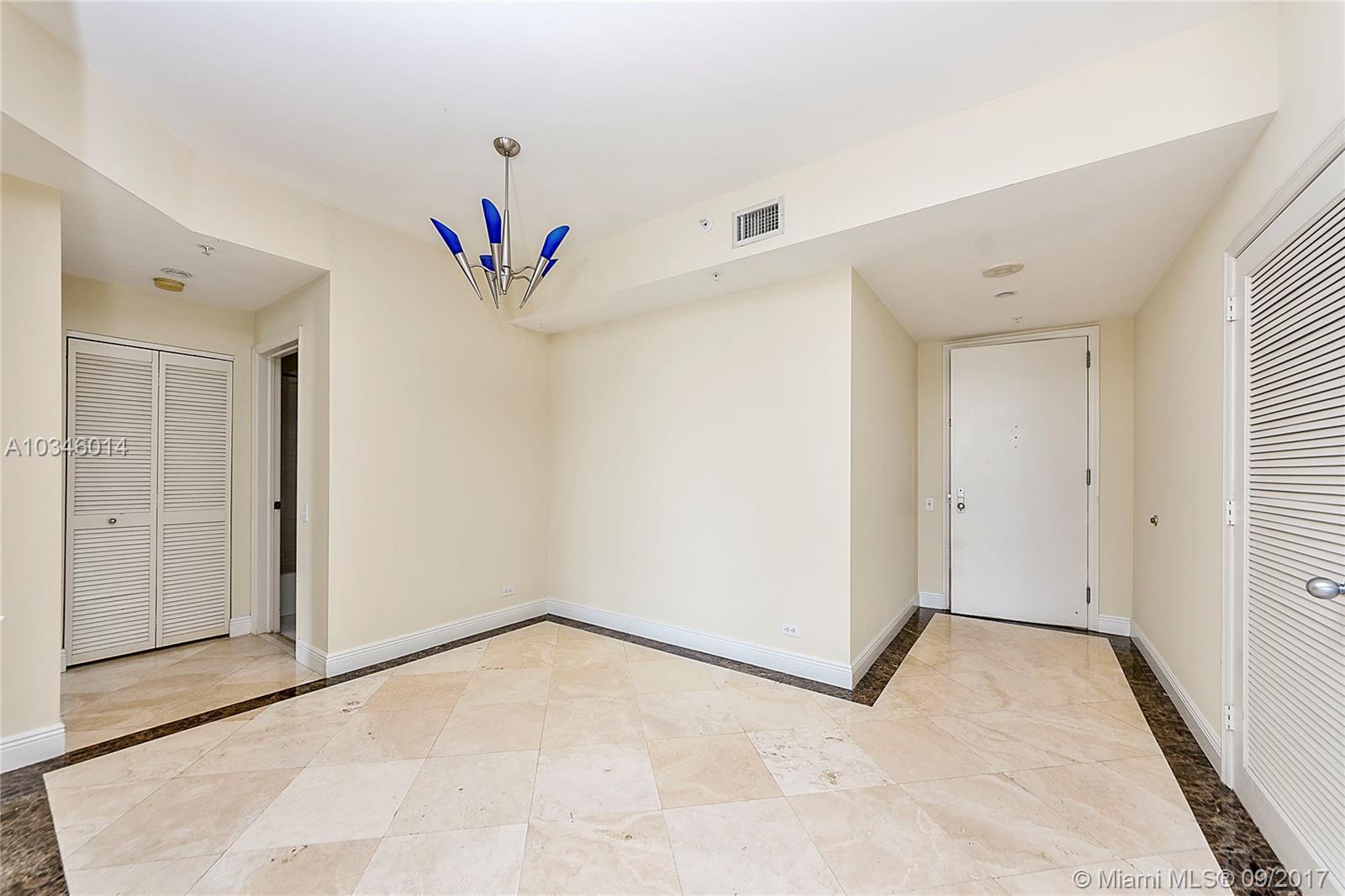888 Brickell Key Dr #603, Miami FL, 33131