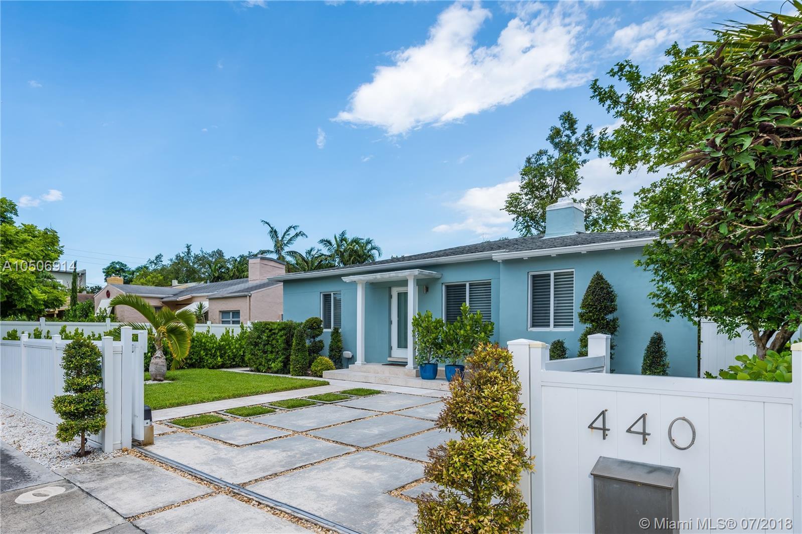 440 Ne 73rd St, Miami FL, 33138